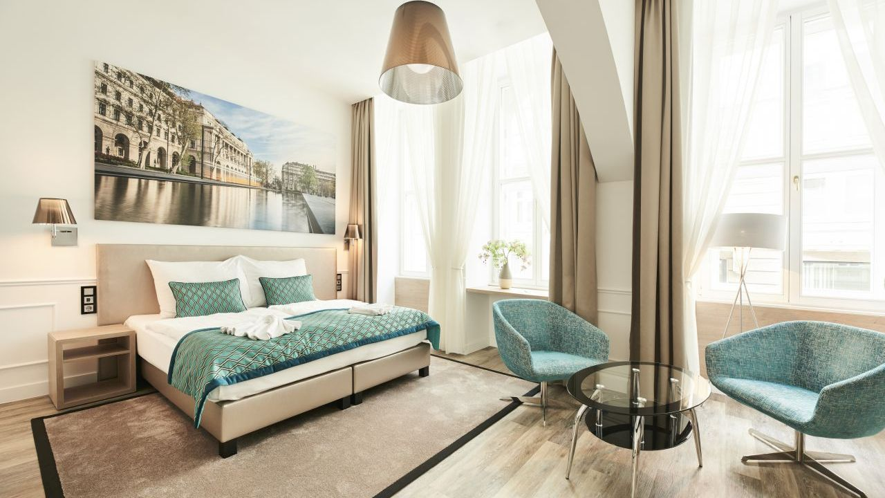 OBoutique Residence Budapest